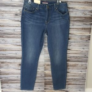 Tommy Hilfiger curve skinny jeans size 10 NWT